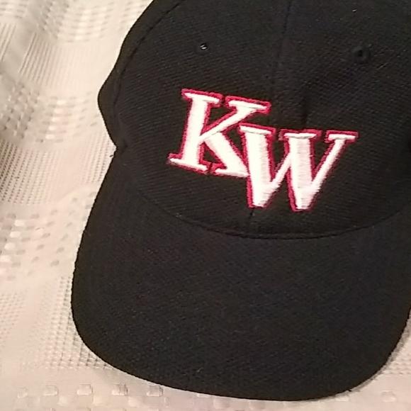 2452caaf6 KW LOGO BALL CAP